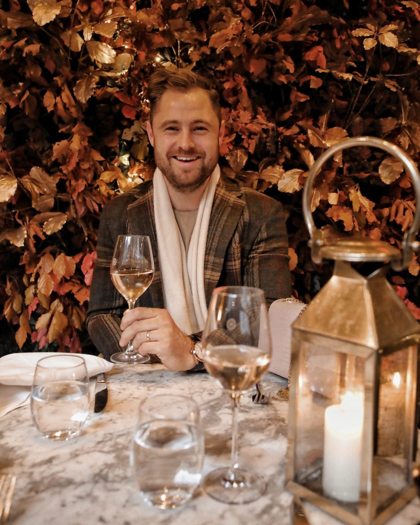 Dalloway Terrace Bloomsbury Hotel Autumn