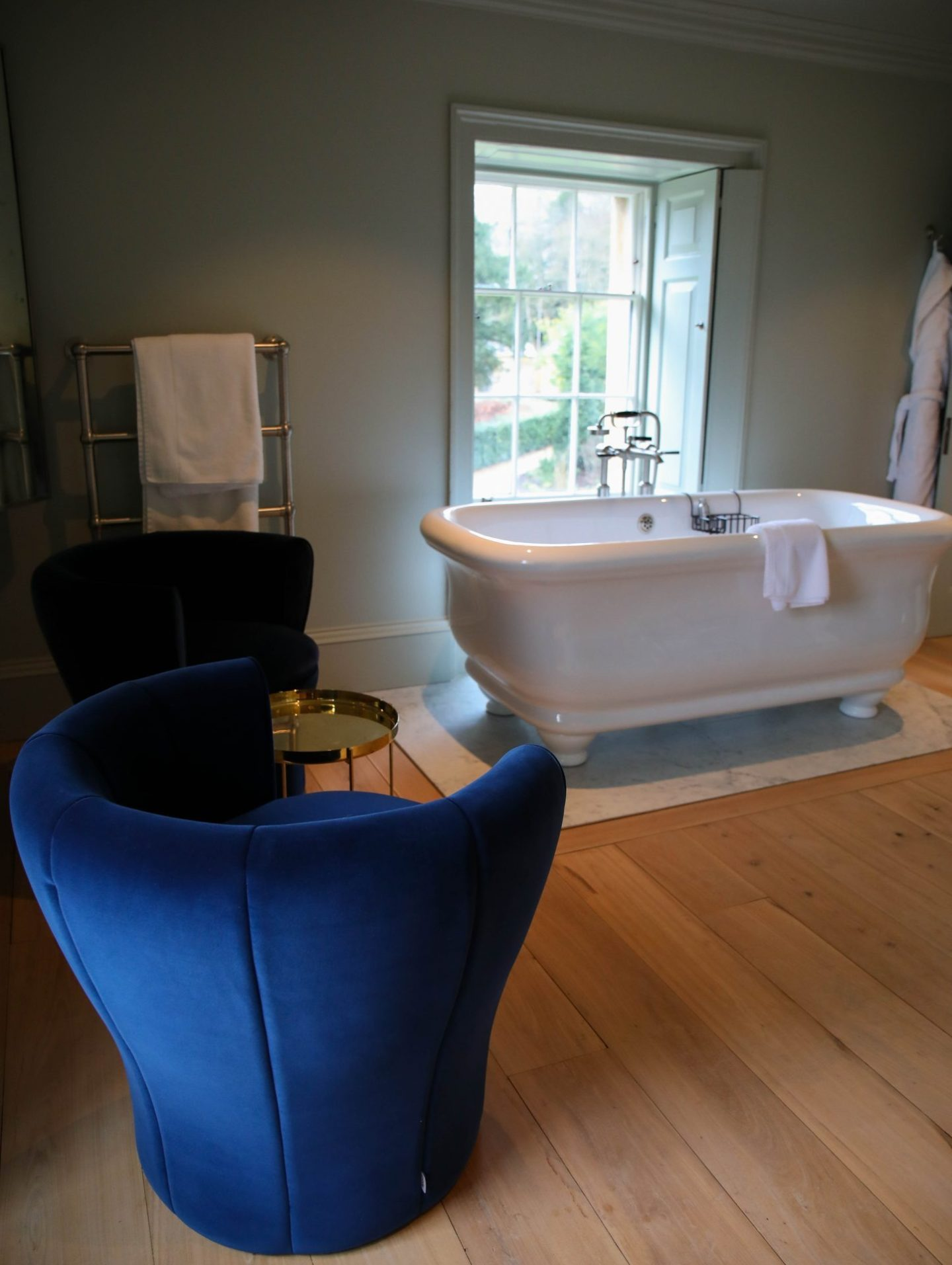 Newt In Somerset Hadspen Bathroom