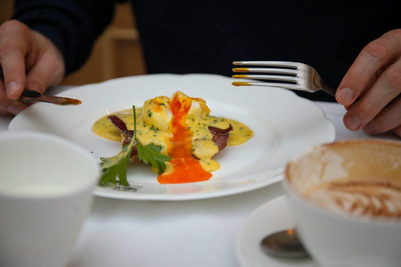 Newt In Somerset Breakfast