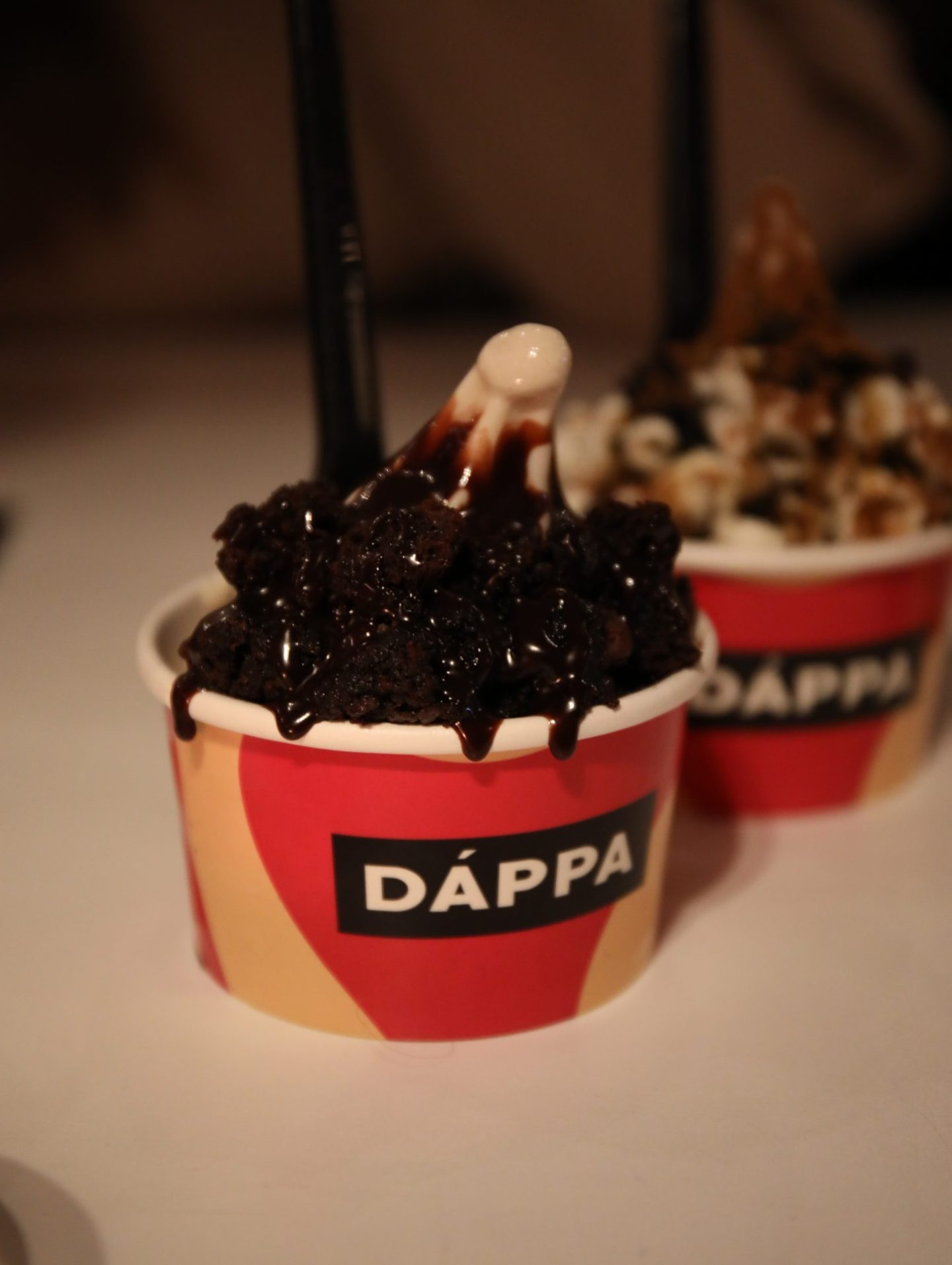 DAPPA Soft Serve Dirty Vegan