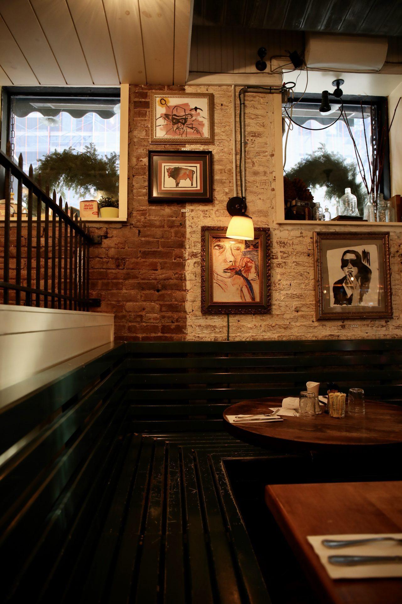 Bubby's Restaurant The Highline