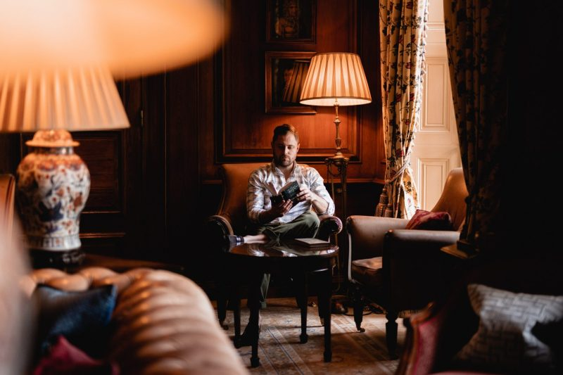 Barbour SS20 Shirt Department | A Country Retreat to Lucknam Park
