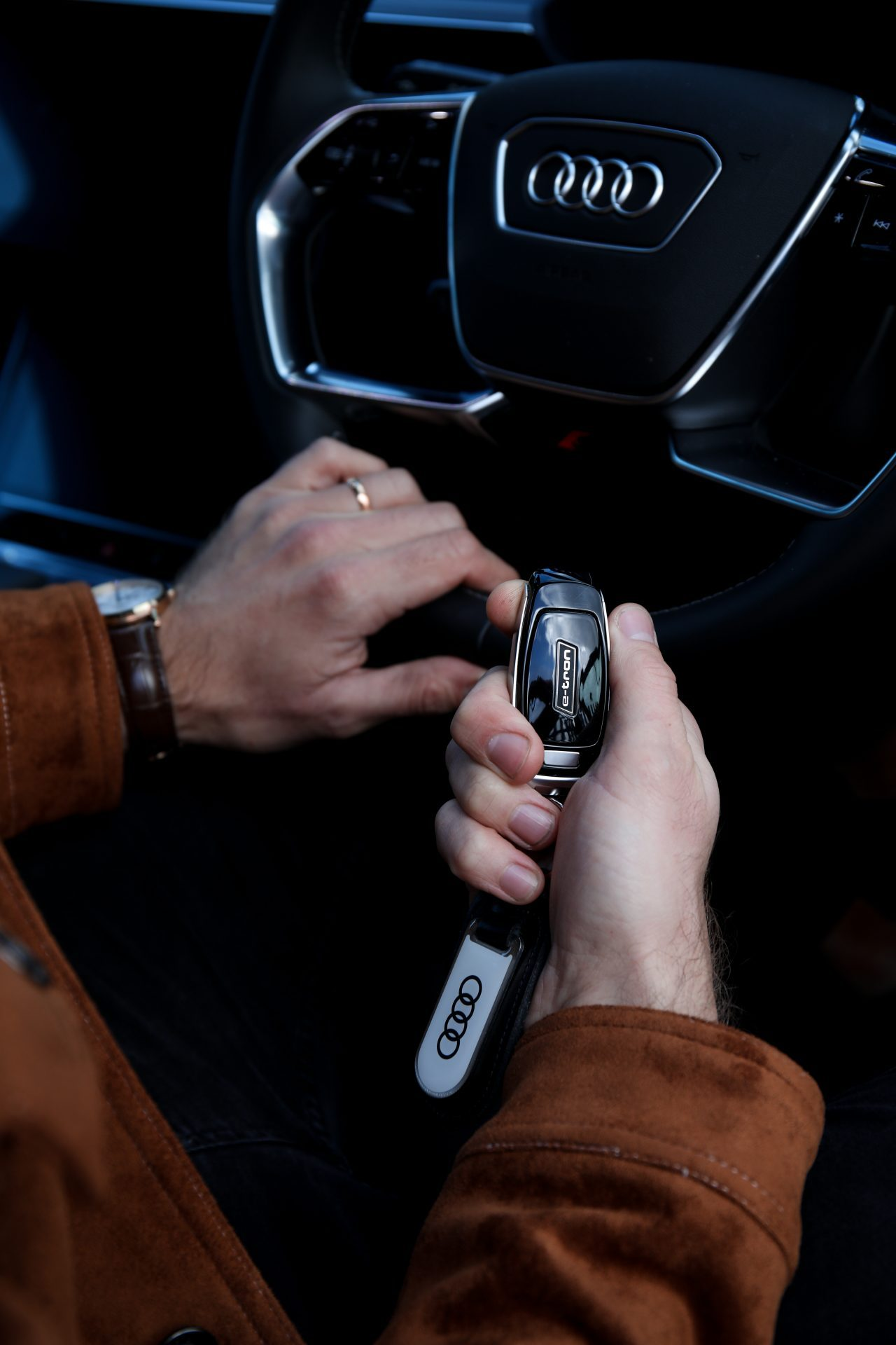 Audi e-tron Sportback 55 quattro 300kW S line