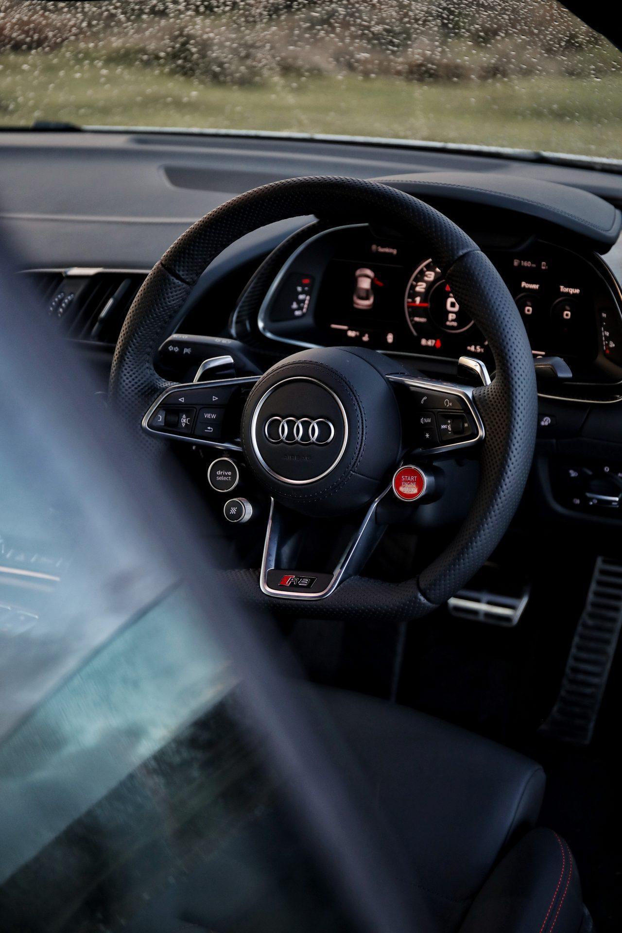 Audi R8 V10 Twenty First Century Gent Car Review