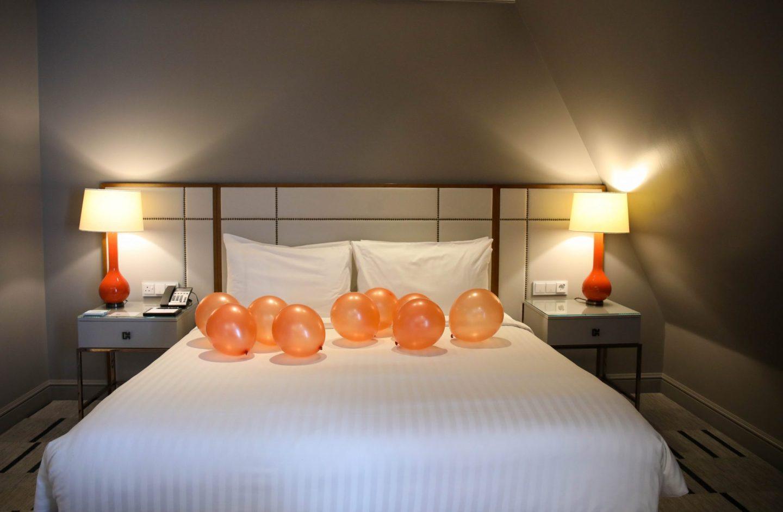 Marriott London County Hall Hotel Balcony Suite
