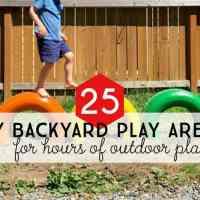 25+ Fun DIY Backyard Play Areas The Kids Will Love