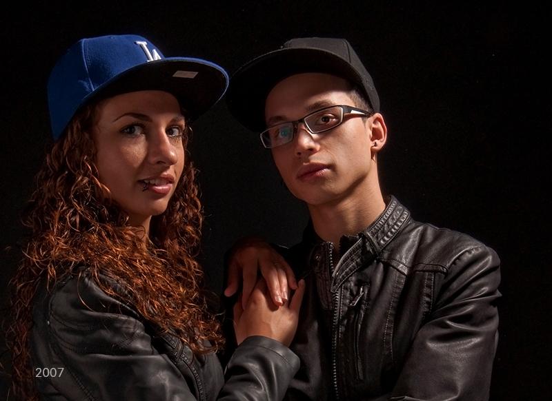 Jarino en Kimberly eigenaars twentyfour dance centre