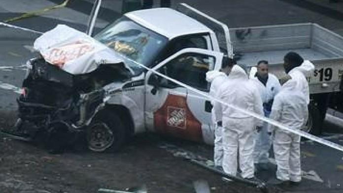 truck attack in america