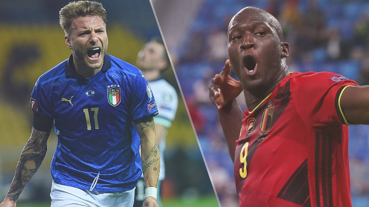 Belgium and Italy face off;  The quarter will be on fire today
