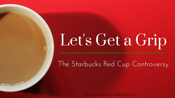 The Starbucks Red Cup Controversy