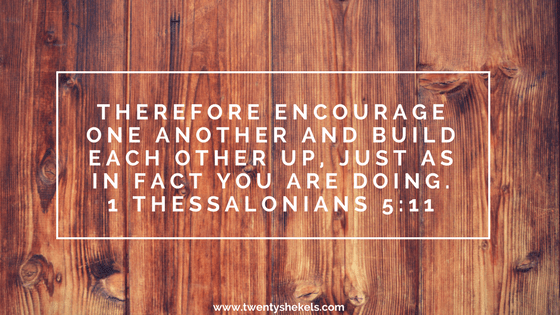 ATTACHMENT DETAILS Therefore-encourage-one-another-and-build-each-other-up-just-as-in-fact-you-are-doing.-1-Thessalonians 5:11