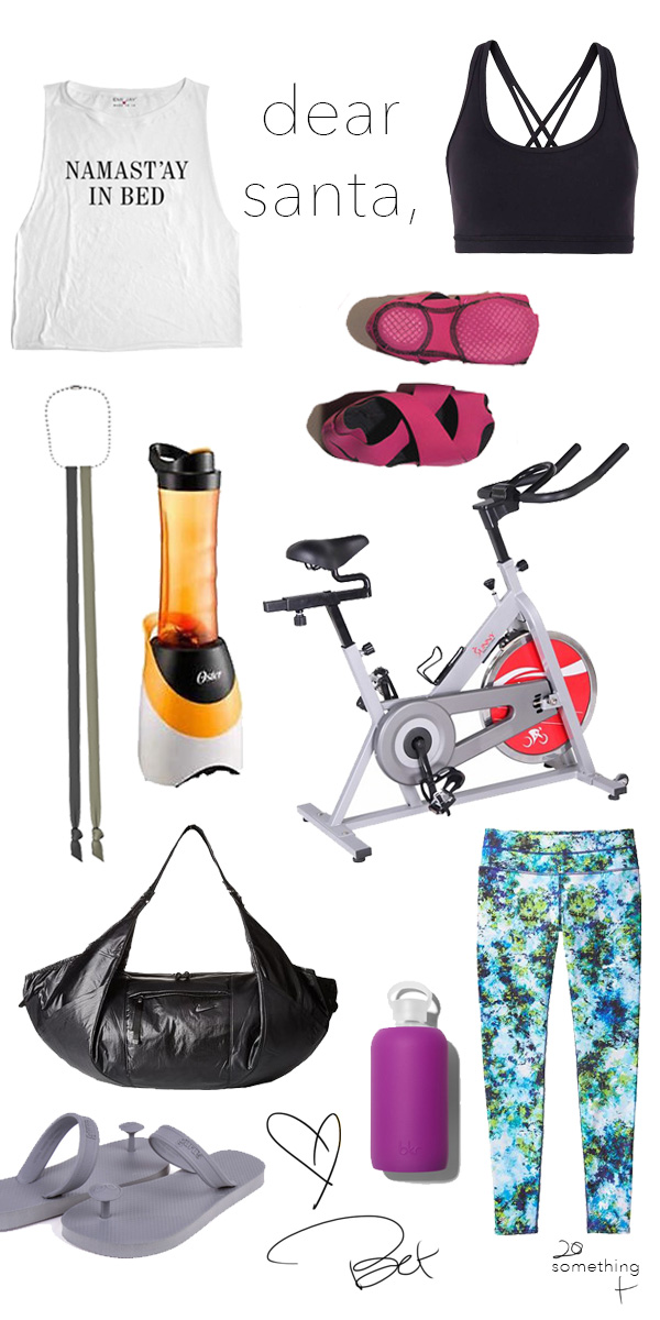 Fit Life Wish List