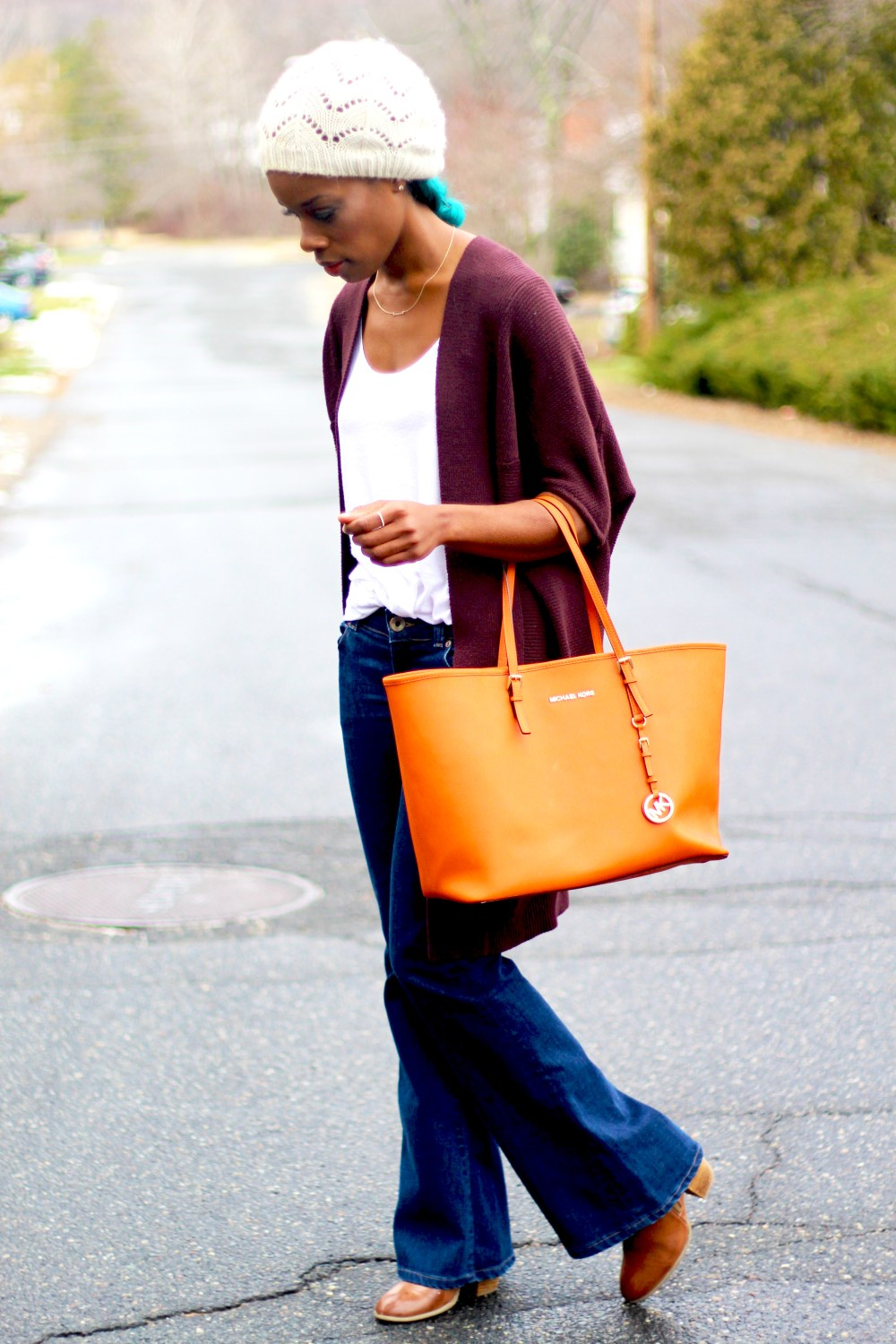 Casual Tote Outfit