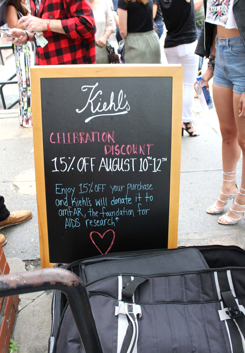 Kielh's Celebration Discount