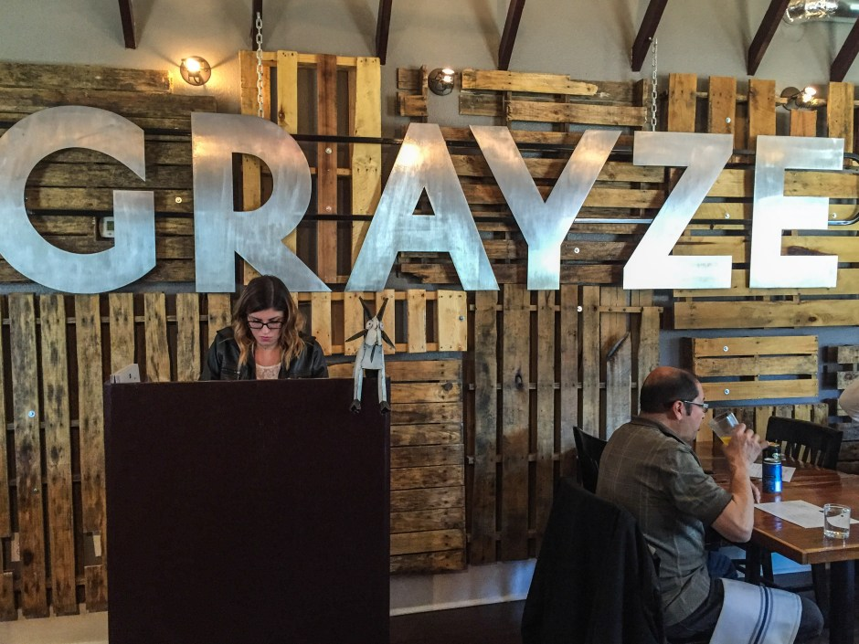 Grayze on Grayson