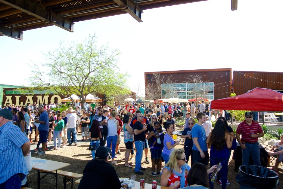 San Antonio Food Truck Showdown