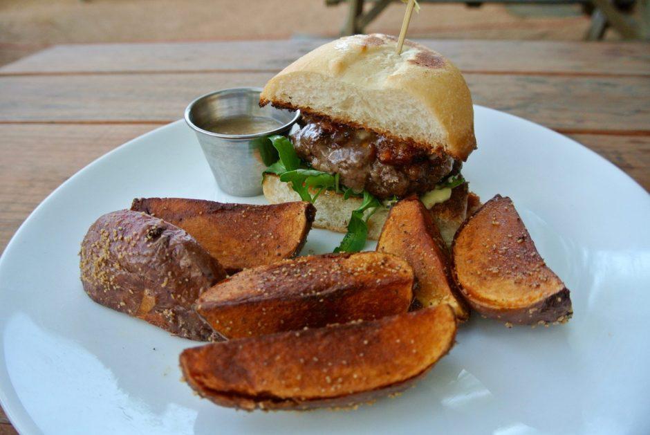 Grassfed Burger Alchemy