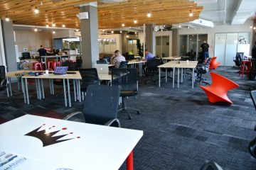 Collaborative Spaces San Antonio