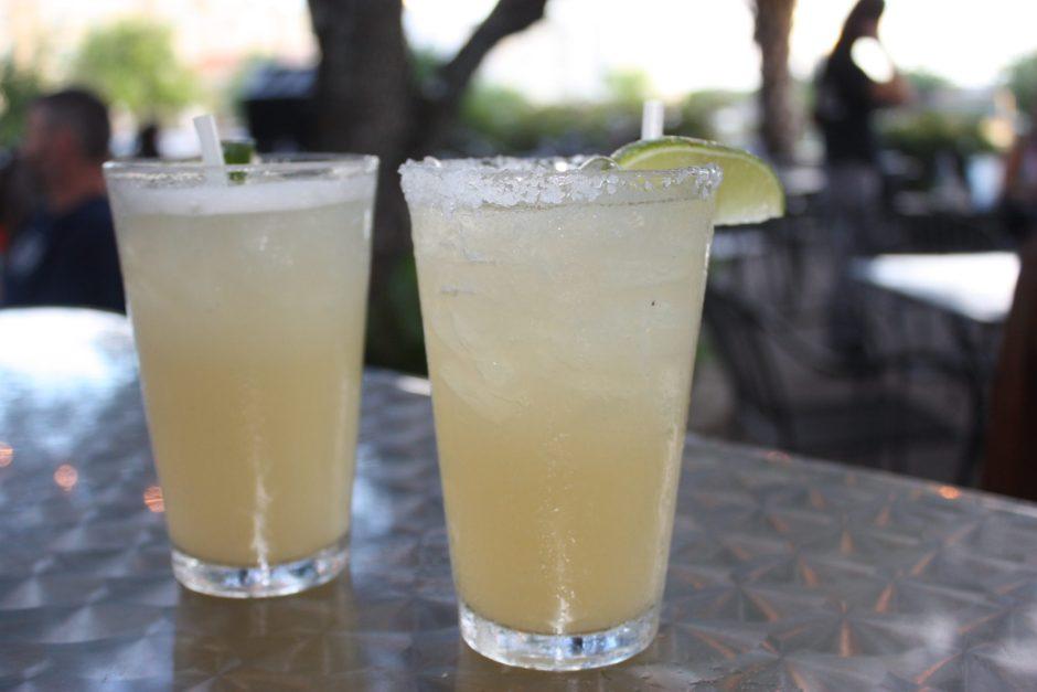 Two Step Margarita