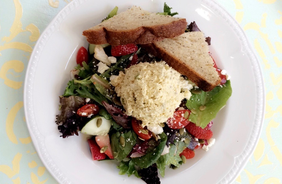 Bread Box Chicken Salad