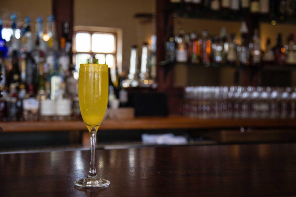 Liberty Bar Mimosa