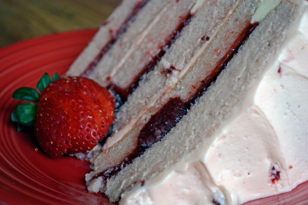 Down On Grayson_strawberry-cake2
