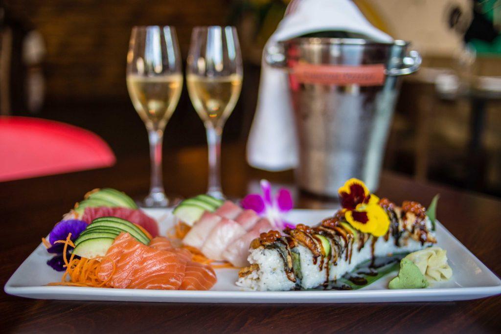 Sukeban Champagne Dinner