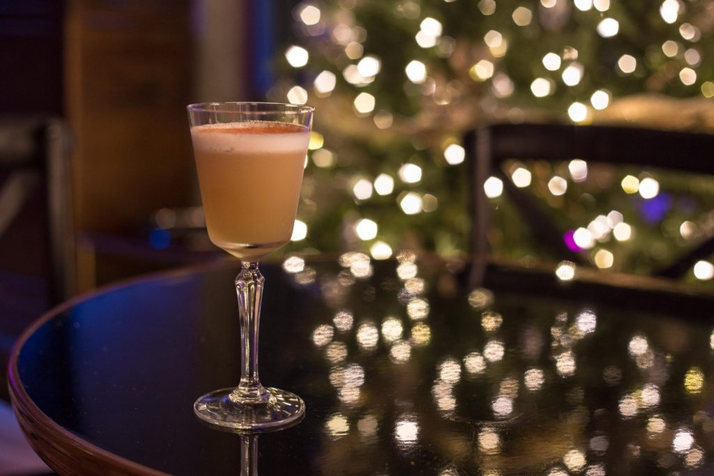 Jazz TX holiday cocktail