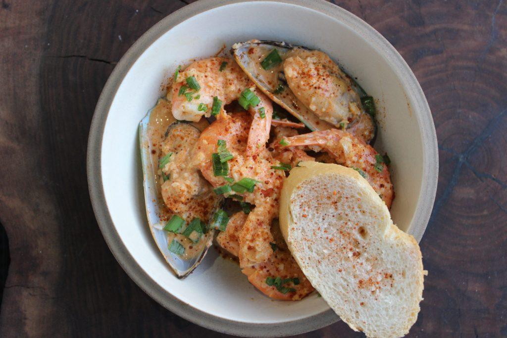 Pinch crawfish