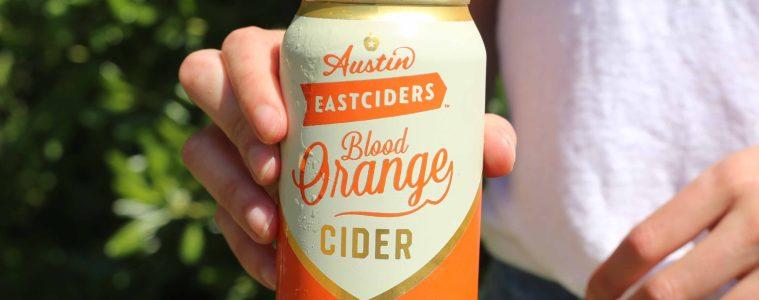 Austin Eastciders Blood Orange