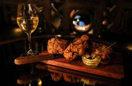 Chicken and Champagne
