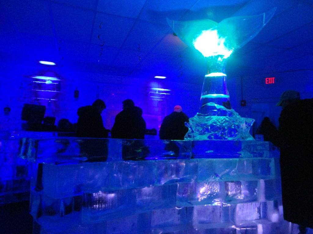 ICEBAR Orlando Ice Sculpture
