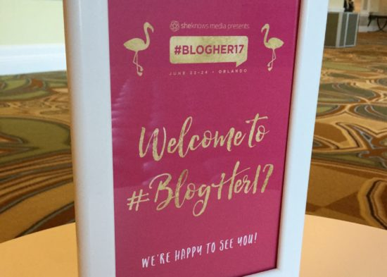 TwentsomethingVision BlogHer conference