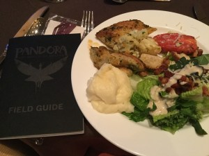 BlogHer 2017 Conference Lunch