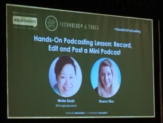 BlogHer 2017 Conference Podcast Session