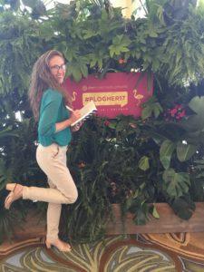 BlogHer 2017 Conference Blogger