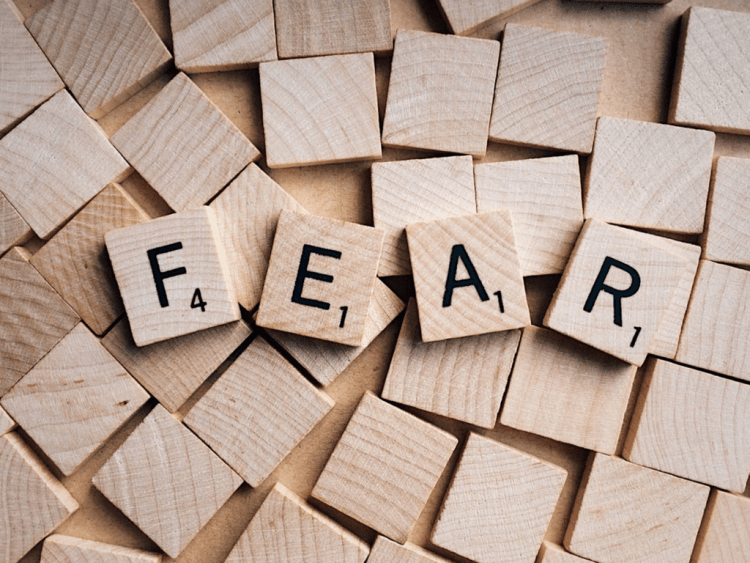 Twentysomething Vision Overcome Fear Conquer Fear