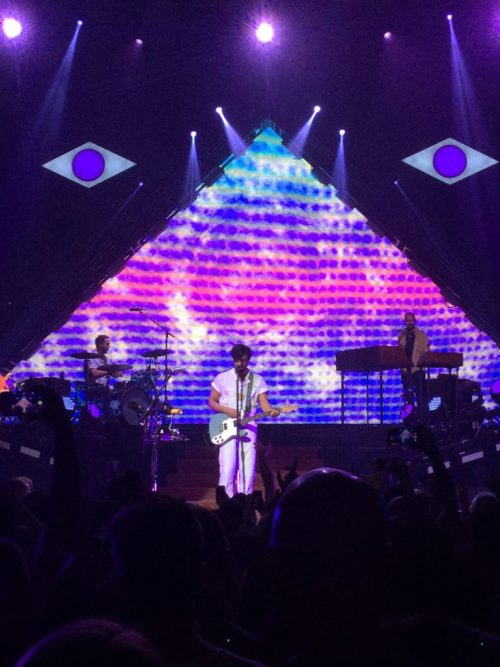 Young the Giant Hard Rock Live Orlando Home of the Strange Tour