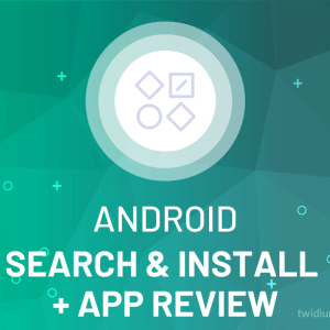 Buy Android Search & Install +App Review