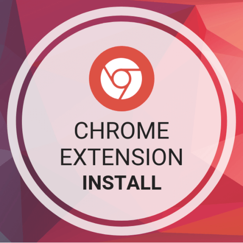 Chrome Extension Installs