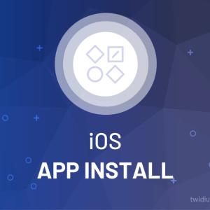 Buy iOS App Installs