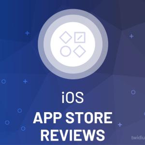 Buy iOS App Store Reviews