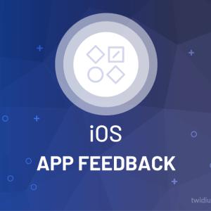 Buy iOS App Feedback
