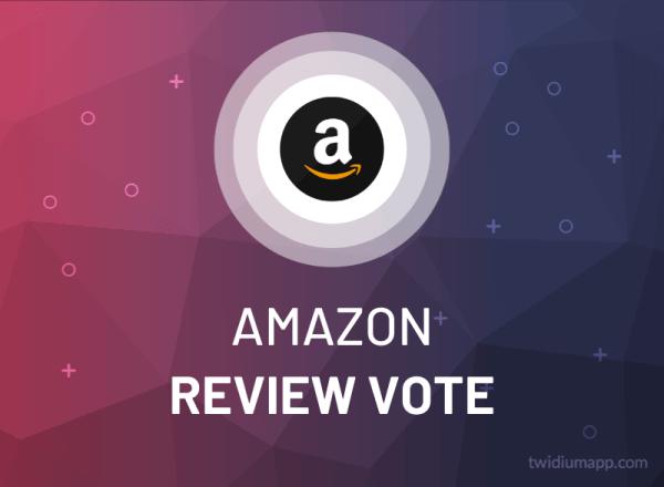 Buy Amazon Review Vote