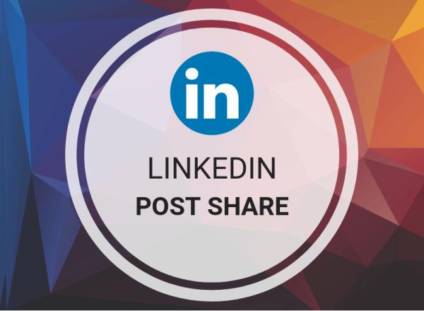 LinkedIn Shares