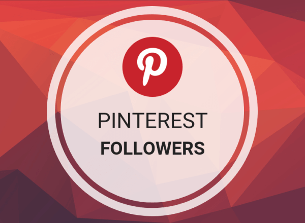 Pinterest Followers (Profile/Board)