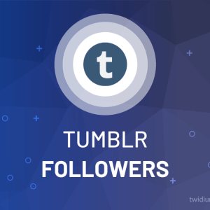 Buy Tumblr Followers