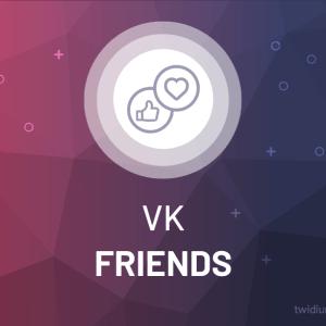 Buy VK Friends