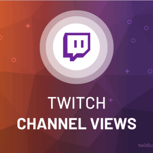 Buy Twitch Channel Views
