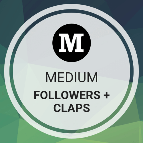 Medium Followers + Claps